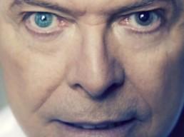 David Bowie, la cui anisocoria era dovuta a un trauma giovanile